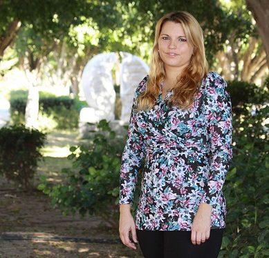 Una profesora de la UAL, nominada al Premio Mejor Docente de España 2020