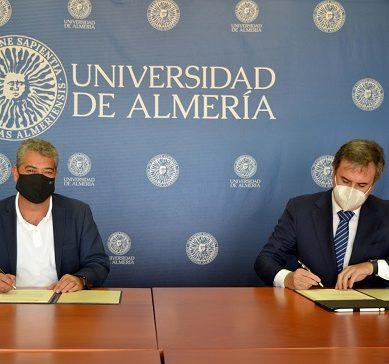 Convenio UAL-Endesa para buscar el mejor proyecto de desarrollo de los terrenos de 'Litoral'