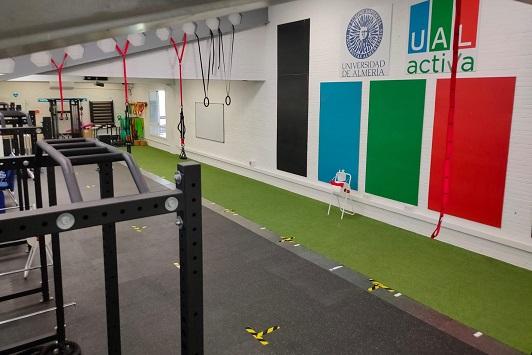 Los entrenadores de UAL Activa se forman para batir récords esta temporada