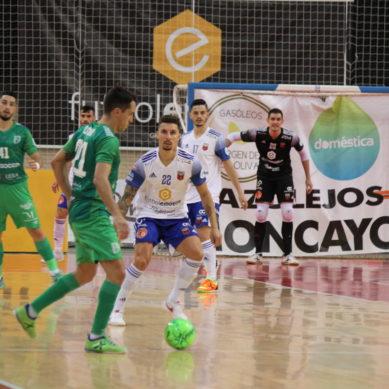 El BeSoccer CD UMA Antequera cae en la sexta jornada ante el Zaragoza (5-1)