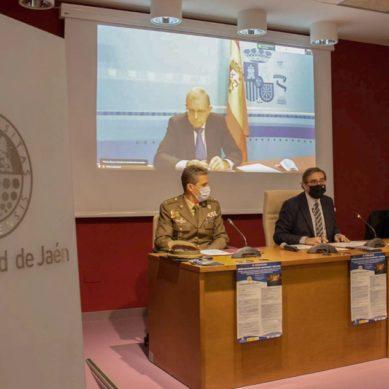La UJA aborda la lucha contra el terrorismo en la Jornadas Internacionales sobre Seguridad y Defensa