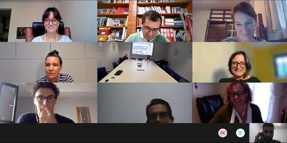 Encuentro europeo de la UHU para comparar los sistemas de participación estudiantil