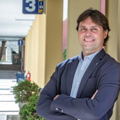 """Paco Oliva: """"nadie puede quedarse atrás por causa de la pandemia"""""""