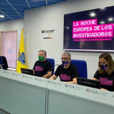 Más de 70 actividades para vivir la ciencia en la Noche Europea de los Investigadores en Cádiz