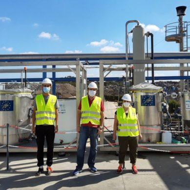 Expertos de la UCA desarrollan una tecnología que permite purificar biogás con menor impacto ambiental
