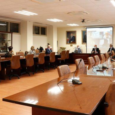 Profesionales de Vialterra se reúnen con investigadores de la UJA para facilitar la transferencia de conocimiento