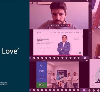 'Startups in Love', un encuentro entre estudiantes UAL y emprendedores