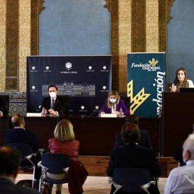 Presentada la Cátedra de Innovación Agraria y Alimentaria de la UCO