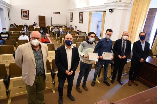 El V Certamen 'Antonio Jaén Morente' de la UCO para jóvenes historiadores ya tiene ganadores