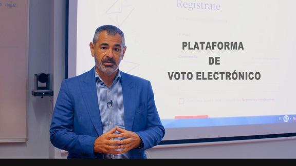 Los procesos electorales de la UHU se adaptan al Covid con el voto digital