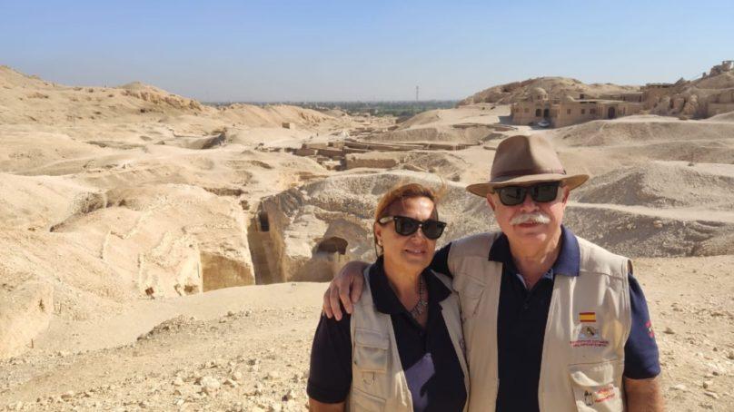 10 años descubriendo la historia de Egipto