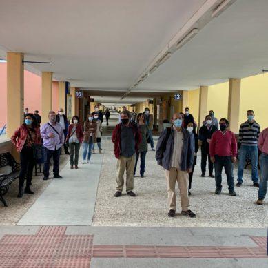 """Esteban Ruiz Ballesteros apuesta por """"la comunicación entre el gobierno de la universidad y la comunidad académica"""""""