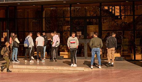 La Junta de Estudiantes de la Universidad de Salamanca hace un llamamiento para evitar las fiestas este fin de semana