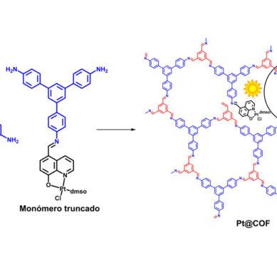 La UAM desarrolla nuevos materiales fotocatalíticos más eficientes