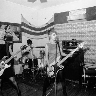 Fotografía y punk: 40 años de underground en el Espacio Cero