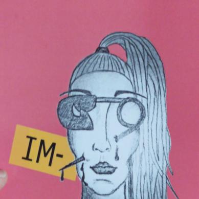 'Imperdible', un libro de poemas para pasar los días de encierro