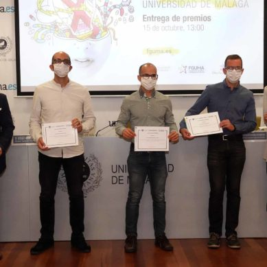 La UMA entrega los Premios de Investigación a seis jóvenes investigadores