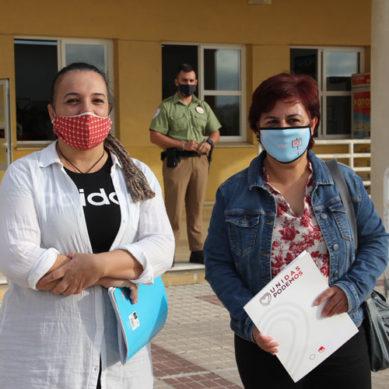 Las limpiadoras de la UMA vuelven a reclamar la mejora de sus condiciones laborales