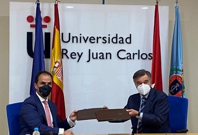 La Clínica Universitaria de la URJC llega a un acuerdo de colaboración con el Colegio Oficial de Farmacéuticos de Madrid