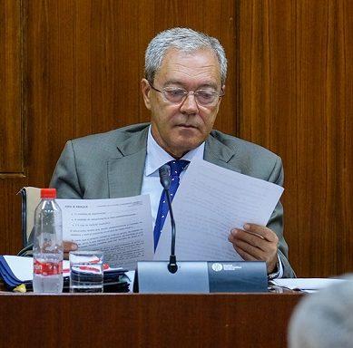 """Velasco destaca que la Junta """"ha dotado de mayor solvencia a las cuentas de las universidades públicas"""""""