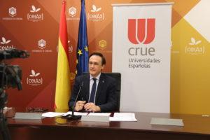 Las universidades españolas hacen balance del curso 2020