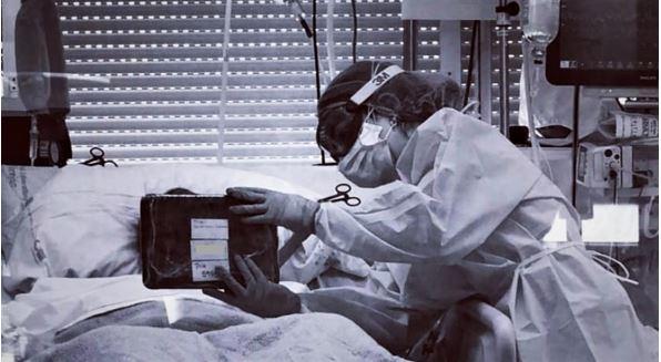 Más de la mitad del personal de enfermería sufrió agotamiento emocional durante la primera ola de COVID-19