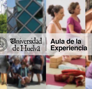 El Aula de la Experiencia de la UHU abre su plazo de matrícula