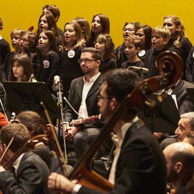 Los músicos del CAMM comienzan un ciclo de talleres y conciertos en el Museo Carmen Thyssen Málaga