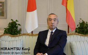 Mensaje del Embajador de Japón en España