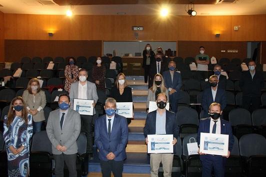 Premios Ícaro 2020, símbolo de compromiso y confianza de la UAL en las empresas