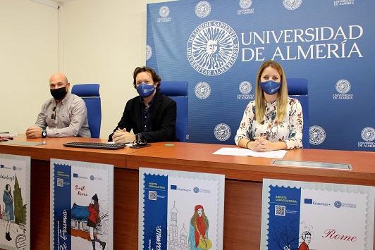 La UAL presenta la convocatoria Erasmus+ 2021/2022 con más de 1.000 plazas