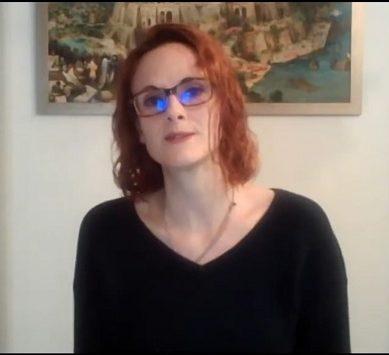 Rocío Juárez y 'La rebelión de géneros en el mundo del cine' en la UAL
