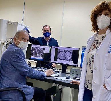 La UAL adquiere un nuevo microscopio electrónico de alta resolución