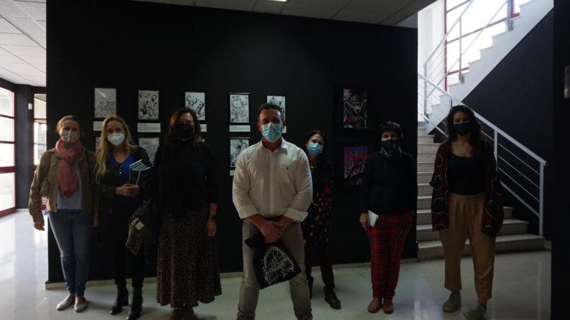 Galería Central acoge una exposición dedicada a la carrera del dibujante Agustín Padilla