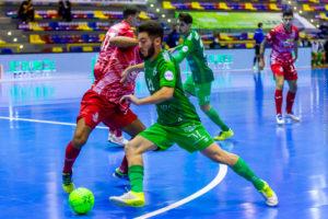 El Besoccer CD UMA Antequera vuelve a sumar con un valioso empate en el Argüelles (2-2)