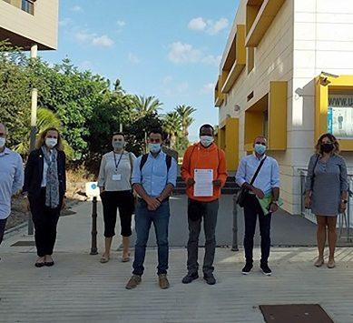 La UAL, comprometida con los estudiantes refugiados y solicitantes de asilo
