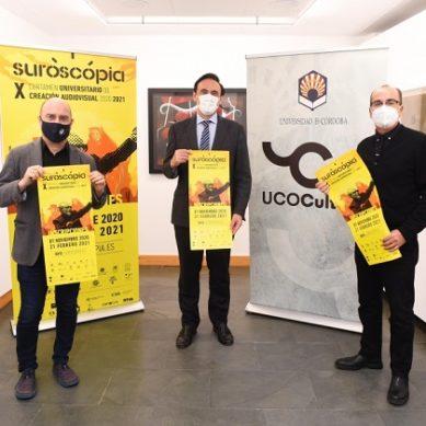 La UCO presenta el X Certamen 'Suroscopia' de creación audiovisual