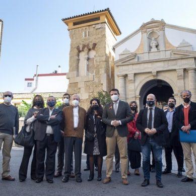 La UCO dirige la restauración de la Torre-Alminar de San Juan de los Caballeros