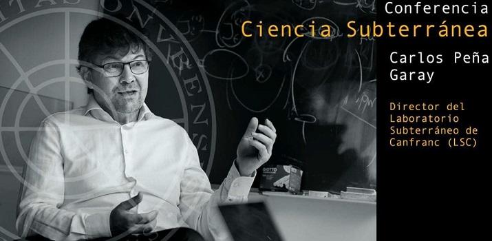 Muestran en la UHU las potencialidades del Laboratorio Subterráneo de Canfranc