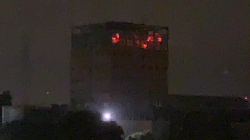 Falsa alarma: la Facultad de Educación de la UMA no se incendia
