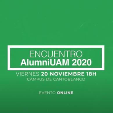 Rafael Yuste protagoniza el Encuentro AlumniUAM 2020 bajo el lema 'Ciencia para la humanidad'