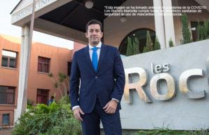 Carlos Díez de la Lastra, director de Les Roches Marbella