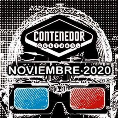 Noviembre llena de cine la programación del Contenedor Cultural