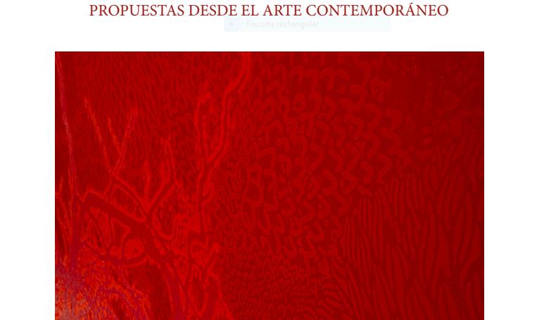 'Recuperar el tiempo: Propuestas desde el arte contemporáneo' para formarte en Málaga