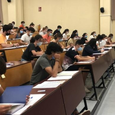 Las Universidades andaluzas prorrogarán las medidas de restricción hasta el final de cuatrimestre