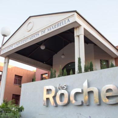 Los futuros líderes del sector turístico se forman en Les Roches Marbella