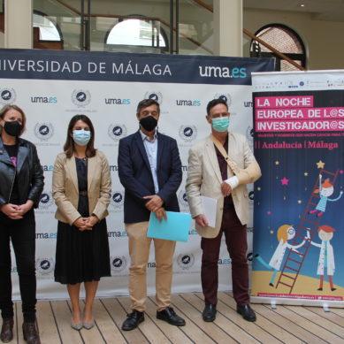 Más de 700 actividades llenarán de ciencia Andalucía en la #NightSpain 2020