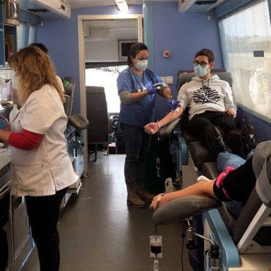 Un mes para donar sangre en la UMA
