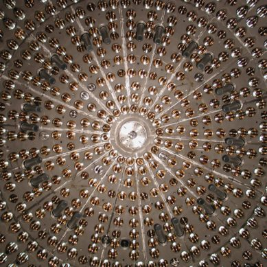 Primera prueba experimental de cómo brillan las estrellas masivas