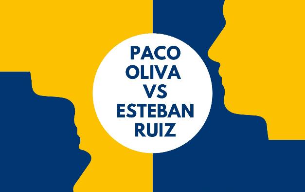 Debate entre los candidatos de la Universidad Pablo de Olavide